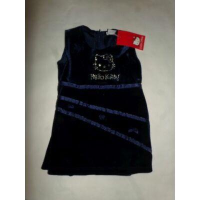 80-as kék ruha - Hello Kitty