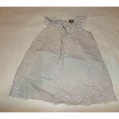 92-es szürke ujjatlan ruha - Miniclub