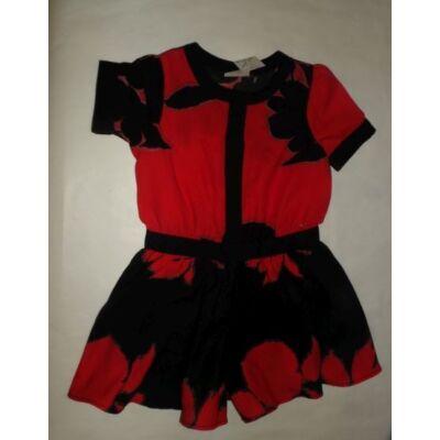 104-es piros-fekete playsuit - Next