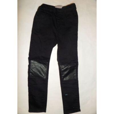 116-os fekete lány nadrág - H&M
