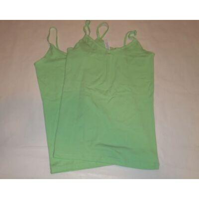 146-152-es zöld trikók, 2 db egyben - Hema