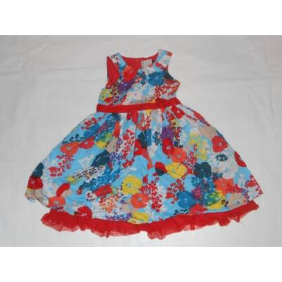 104-110-es mintás ruha - Marks & Spencer