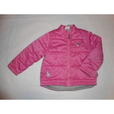 104-es rózsaszín átmeneti kabát - Barbie