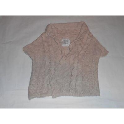 110-116-os drapp kötött kardigán - H&M