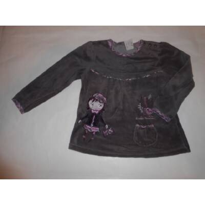 116-os barna lányos pulóver