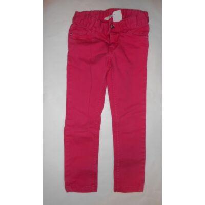 116-os rózsaszín farmernadrág - H&M