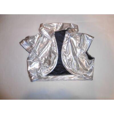 128-as ezüst színű bolero