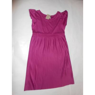 134-140-es lila alkalmi ruha - H&M