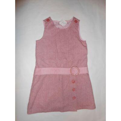 104-es rózsaszín ujjatlan ruha