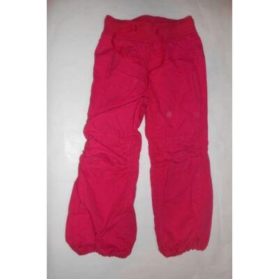110-es rózsaszín vászonnadrág - H&M