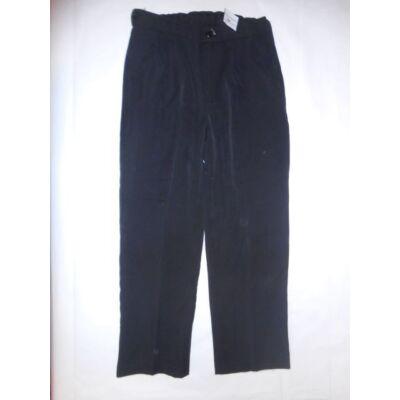 122-128-as fekete ünneplő nadrág