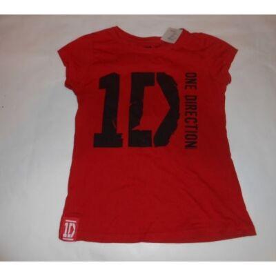 116-os piros feliratos póló - One Direction
