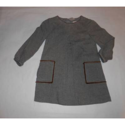 110-es szürke ruha - Zara