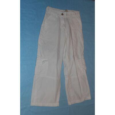 116-os fehér lány nadrág - Monsoon