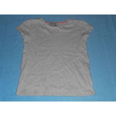 116-122-es drapp lány póló - F&F