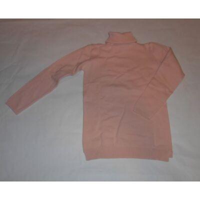 116-os barackszínű pulóver