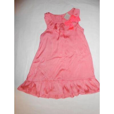 116-os rózsaszín masnis ruha
