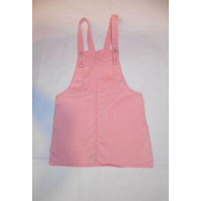 128-as rózsaszín farmerruha - Zara
