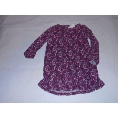 104-es lila virágos tunika - F&F