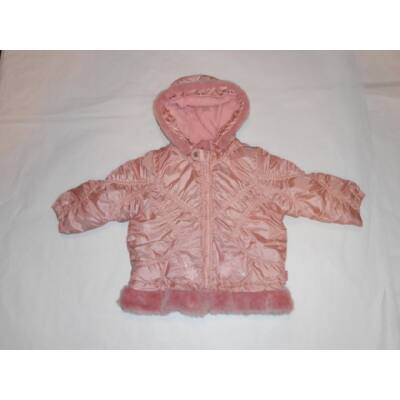86-os rózsaszín télikabát - Pampolina