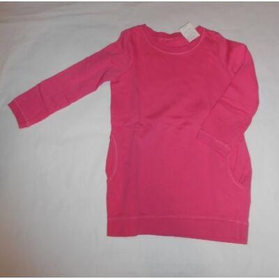 116-122-es rózsaszín tunika