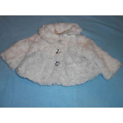 56-os fehér szőrmés kiskabát - Early Days