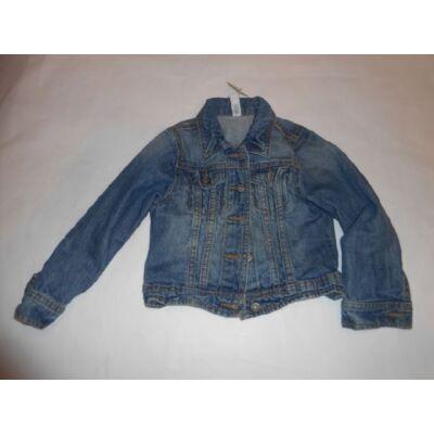 98-104-es kék lány farmerdzseki - Hema - felicity.hu használt ruha ... 6ac0300dd2