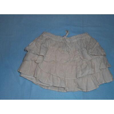 110-es drapp fodros szoknya - Zara