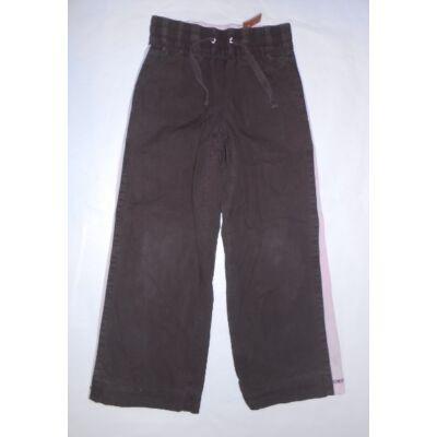 128-as barna lány bélelt nadrág - H&M