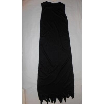 10 évesre fekete hosszú boszorkány ruha