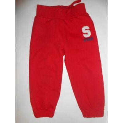80-86-os piros tréningalsó lánynak - St. Bernard