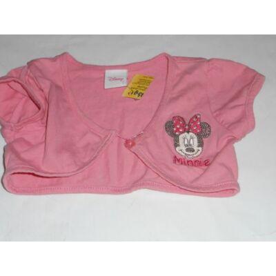 86-92-es rózsaszín bolero - Minnie Egér