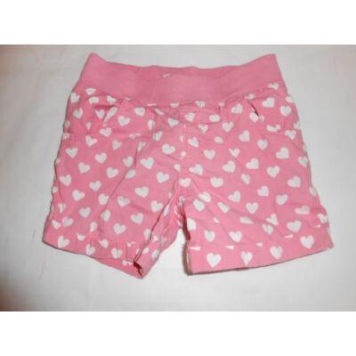 92-es rózsaszín szivecskés short - F&F