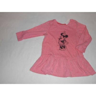 80-as rózsaszín ruha - Minnie Egér