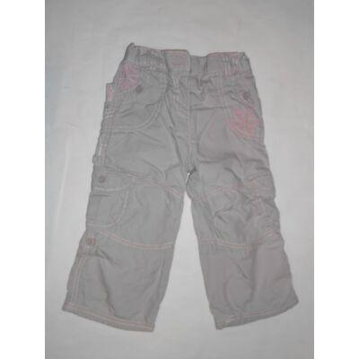 86-os drapp hímzett lány nadrág - Next