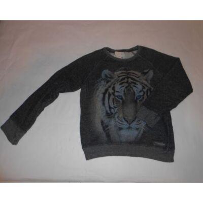 116-os tigrises pamut pulcsi - Zara