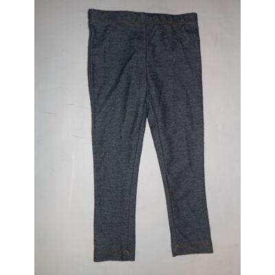 92-es kék leggings - C&A