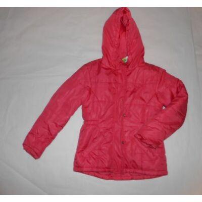 122-128-as rózsaszín vastagabb átmeneti kabát - In Extenso