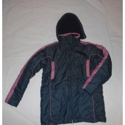 146-os szürke-rózsaszín télikabát - Harry Hall