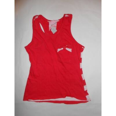 146-os piros-fehér póló - Young Dimension