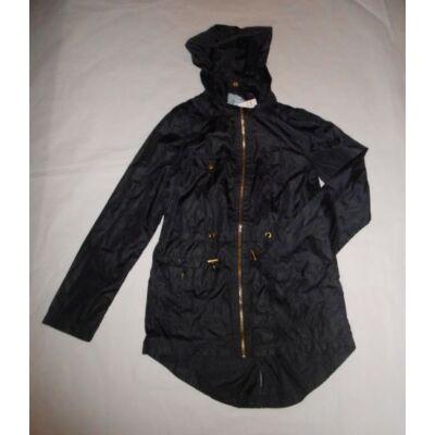 140-146-os fekete átmeneti kabát - Generation