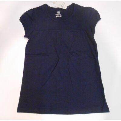 116-os kék lány póló - Kiki & Koko - ÚJ