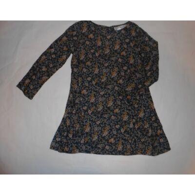116-os szürke virágos ruha - Zara