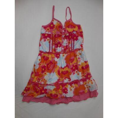 122-es virágos pántos ruha - Cherokee