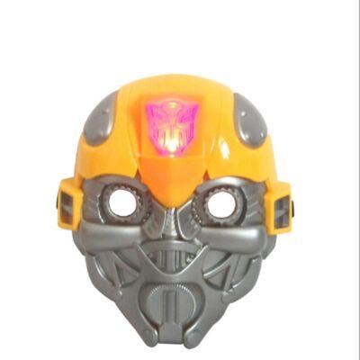 Transformers Bumblebee világító álarc - ÚJ