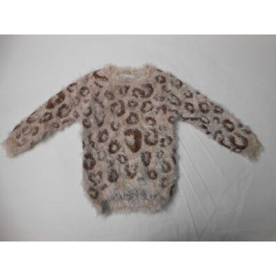 98-104-es szőrmés pulcsi - Grace