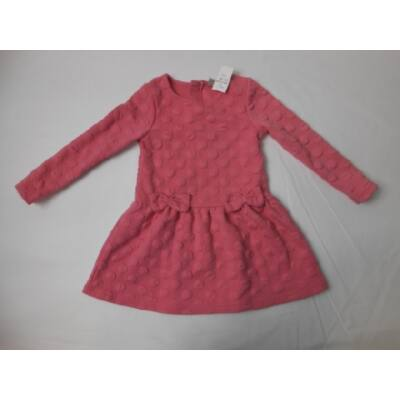 98-104-es rózsaszín ruha - TU