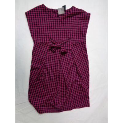140-es pink pöttyös ruha - Zara