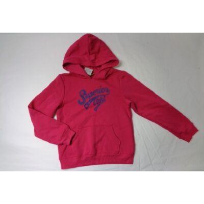 134-140-es lányka feliratos pulcsi - Impidimpi
