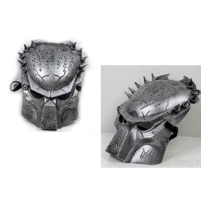 Ezüst színű Predator maszk - ÚJ